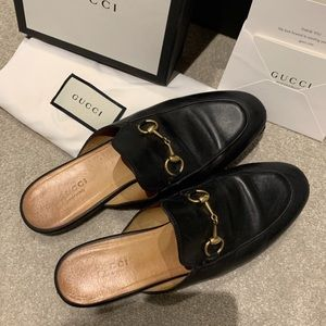 Gucci Princetown loafers size IT38